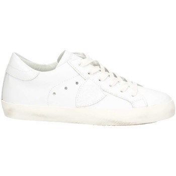 Chaussures Enfant Baskets basses Philippe Model CLL0-V02 A-B-C blanc