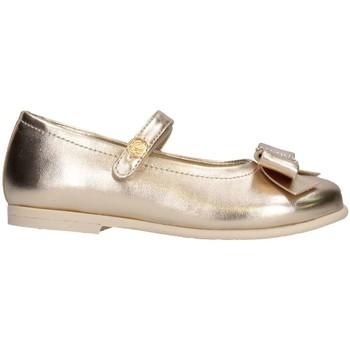 Chaussures Fille Ballerines / babies Blumarine C422712D PLATINO platine