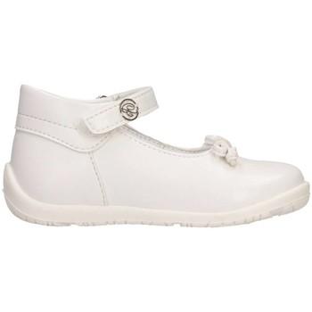 Chaussures Fille Ballerines / babies Blumarine C401111B NAPPA BIANC blanc