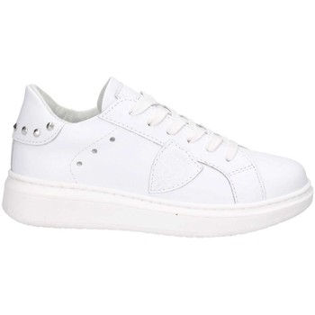 Chaussures Enfant Baskets basses Philippe Model BAL0-SV3 A-B-C blanc