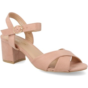 Chaussures Femme Sandales et Nu-pieds Suncolor 9050 Rosa
