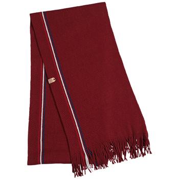 Accessoires textile Homme Echarpes / Etoles / Foulards Ruckfield Echarpe rouge France Rouge