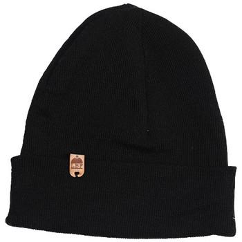 Accessoires textile Homme Bonnets Ruckfield Bonnet noir Made in France Noir