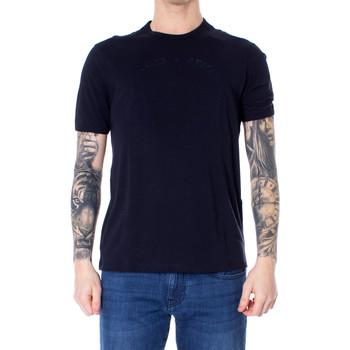 Vêtements Homme T-shirts manches courtes EAX 8NZTCD Z8H4Z bleu