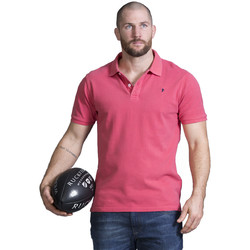 Vêtements Homme Polos manches courtes Ruckfield Polo homme rugby rouge Rouge