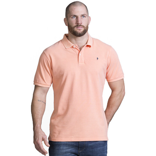 Polos Manches Orangevêtements Polo Rugby Ruckfield Courtes 5500 Y6g7bfyv