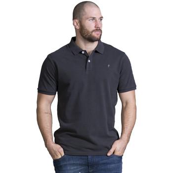 Vêtements Homme Polos manches courtes Ruckfield Polo homme rugby gris foncé Gris