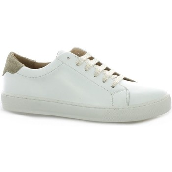 Chaussures Femme Baskets basses So Send Baskets cuir Blanc