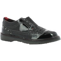 Chaussures Fille Derbies Wrangler ROCKY BROGUE SCARPE NERE Noir