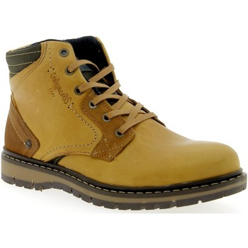 Chaussures Homme Boots Wrangler MIWOUK GIALLI jaune