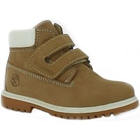 Chaussures Fille Boots Lumberjack LITTLE STRAPPI Jaune