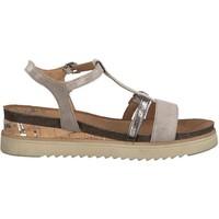 Chaussures Femme Sandales et Nu-pieds Marco Tozzi 28502 sable