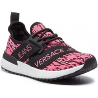 Chaussures Femme Baskets basses Versace e0vtbsg5 rose