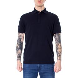 Vêtements Homme Polos manches courtes EAX 8NZF91 ZJ81Z bleu
