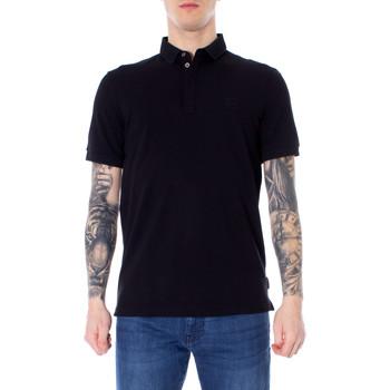 Vêtements Homme Polos manches courtes EAX 8NZF91 ZJ81Z Noir