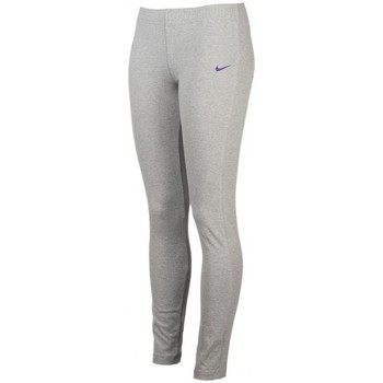 Vêtements Fille Leggings Nike Leg-A-See Just Do It Leggings Grigi Gris