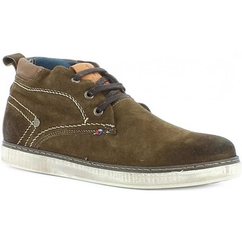 Chaussures Homme Boots Wrangler MARRONI BILLY DESERT Marron