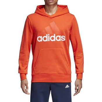 Vêtements Homme Sweats adidas Originals Ess Lin P/o Felpa Rossa Orange