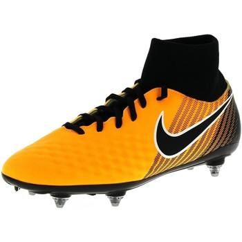 Chaussures Homme Football Nike Magista Onda II Df Sg Scarpini Arancioni orange