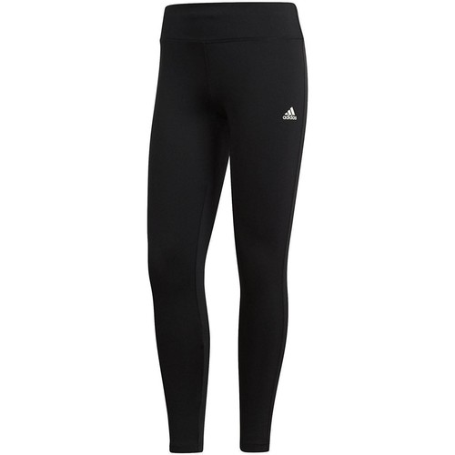 Vêtements Femme Leggings adidas Originals D2M RR SOLID NERI Noir