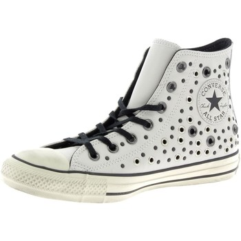 CHAUSSURES CONVERSE CTAS DISTRESSED HI BIANCHE
