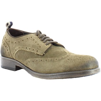 Chaussures Homme Derbies Wrangler Castle Brogue Beige
