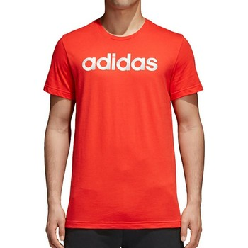 Vêtements Homme T-shirts manches courtes adidas Originals SLICED LINEAR Orange