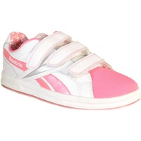 Chaussures Fille Baskets basses Reebok Sport ACE IT KC BIANCHE TELA STRAPPI Blanc