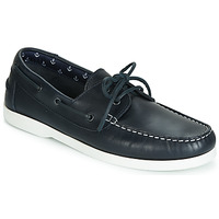 Chaussures Homme Chaussures bateau André BENDOR Marine