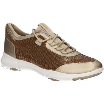 Chaussures Femme Baskets basses Geox D92BHA 000AT D NEBULA Gold