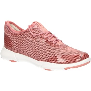 Chaussures Femme Baskets basses Geox D92BHA 00014 D NEBULA Rosa