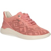 Chaussures Femme Baskets basses Geox D828SC 00022 D THERAGON Rosa
