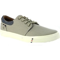 Chaussures Homme Baskets basses Wrangler Icon City Canvs Grigie Gris
