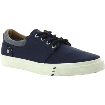 Chaussures Homme Baskets basses Wrangler Icon City Blu bleu