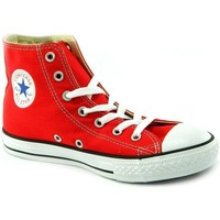 Chaussures Garçon Baskets montantes Converse ALL STAR CT SCARPE SNEAKERS ALTE HI ROSSE RED rouge