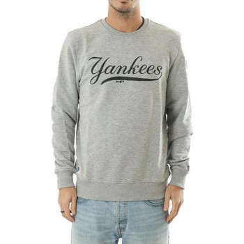 Vêtements Homme Sweats New-Era Team Apparel Crew Felpa Grigia Gris