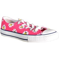 Chaussures Fille Baskets basses Converse CT PRINT OX ROSA 684827C Rose
