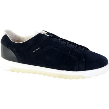 Chaussures Homme Baskets basses Geox Basket Nexside Navy