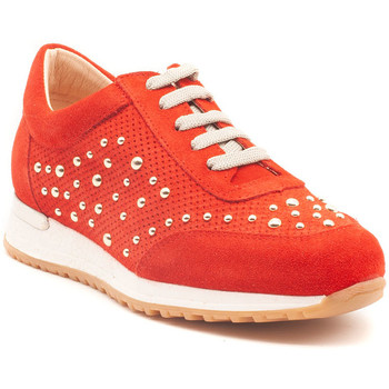 Chaussures Femme Baskets basses Patricia Miller  Rojo