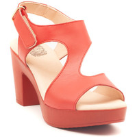 Chaussures Femme H-502 Mujer Negro Patricia Miller  Rojo