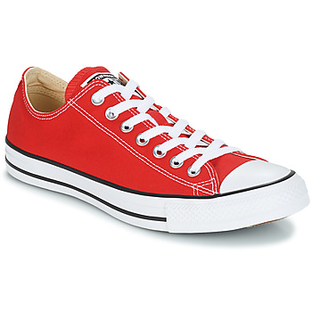 51786591d616b Chaussures Baskets basses Converse CHUCK TAYLOR ALL STAR CORE OX Rouge