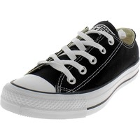 Chaussures Homme Baskets mode Converse ALL STAR OX OPTICAL BASSE NERE Noir