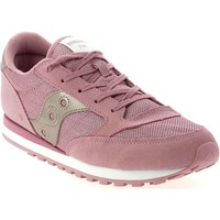 Chaussures Fille Baskets basses Saucony Jazz Original Rosa Rose