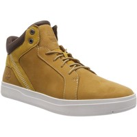 Chaussures Homme Boots Timberland DAVIS SQUARE MARRONI Marron