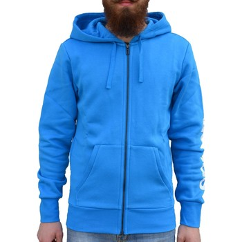 Vêtements Homme Sweats adidas Originals ESS LINEAR GIACCHETTO AZZURRO Bleu