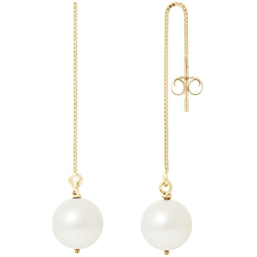 K395 D'oreilles Femme W Blue Boucles Pearls Bps Multicolore c34qRjAL5S