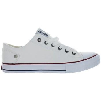 Chaussures Homme Baskets basses Big Star DD174271 Blanc