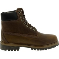 Chaussures Homme Boots Timberland 6 IN PREMIUM MARRONI Marron