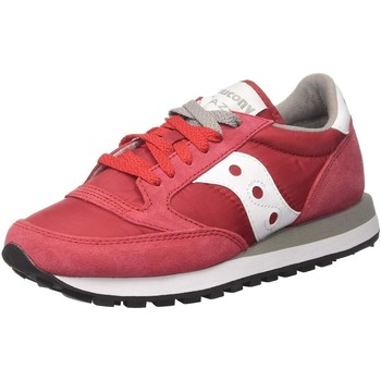 Chaussures Fille Baskets basses Saucony JAZZ ORIGINAL ROSSE rouge