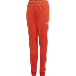 Vêtements Garçon Pantalons de survêtement adidas Originals SUPERSTAR PANTALONE ARANCIONE Orange